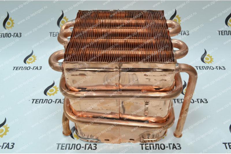 Теплообменник для газовой колонки Neva 4510M (4710-07.000)